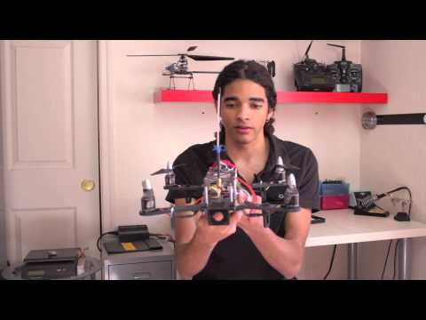 How to tune your PID on a quadcopter.