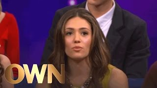 The Cast Members of Shameless Answer Fans' Questions | The Rosie Show | Oprah Winfrey Network