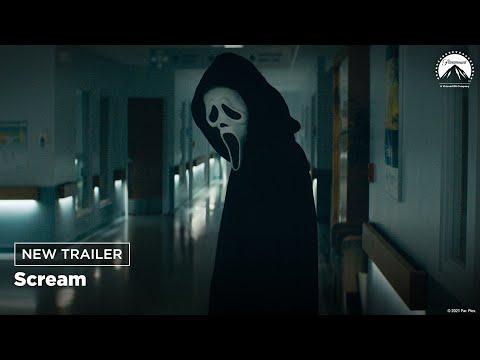 SCREAM Official Trailer 2022 Movie Paramount Pictures Australia