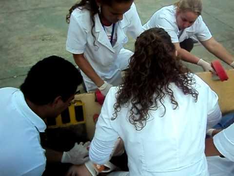 Treinamento de Primeiros Socorros Convulsão