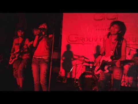 Cute Band Aku Cinta Kau Dan Dia Dewa19 Cover