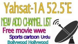 live yahsat 52.