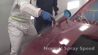 DIY How To Paint A Car Yourself Using Primer Sealer, Base Coat, Tri Coat, Clearcoat