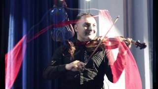 Над Невой - Тигран Петросян и Полина Канторова