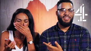 Is Her Date Basically Her Brother? Are They Related?! | First Dates