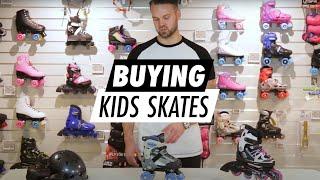 Choosing Kids Roller Skates & Inline Skates | Buyer's guide | SkatePro.com