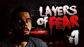 Layers of Fear | MIS PRIMEROS SUSTOS! #1 | Galgo96ESP