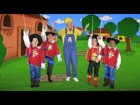 D Artacão e os Três Moscãoteiros Avô Cantigas