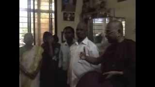 bhante Dr.n.ananda maha thero 50th pravja ceremony part 1