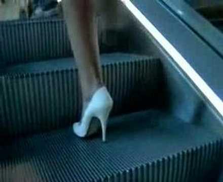 Heels in public