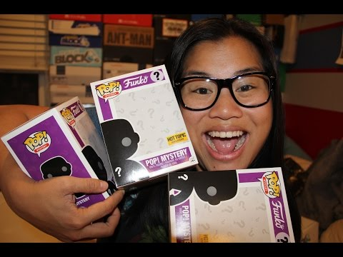 Funko POP! Mystery Unboxing x15 - [Hot Topic Black Friday Exclusive]