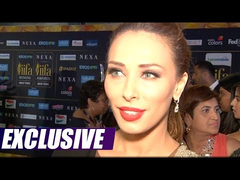Xxx Mp4 IIFA 2017 Iulia Vantur S Most Unexpected REACTION On Salman Khan Wishing Katrina Kaif 3gp Sex
