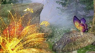 """2 Hours of Relaxing Celtic Music, Flute Music,  Fantasy music """"Forest Light"""" by Tim Janis"""