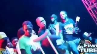 Tommy Lee Sparta Live Performance, Ryme Minister Stylish,Destiny and Jimbo in Mobay