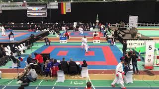 Khodabakhshi Mahdi (Iran) vs Isakau Anton (Belarus)