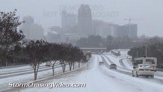 2/24/2015 Raleigh NC Snowfall