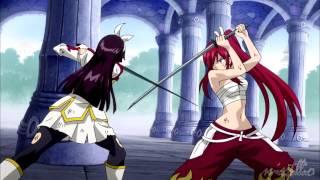 Fairy Tail「AMV」▪ Erza vs Kagura vs Minerva ▪ Courtesy Call 1080p HD