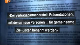 Frontal21 US Firmen spionieren in Deutschland