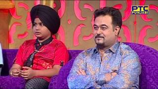 Mehtab Virk | Haar Jaani Aa Live | Studio Round - 06 | Voice of Punjab Chhota Champ 3