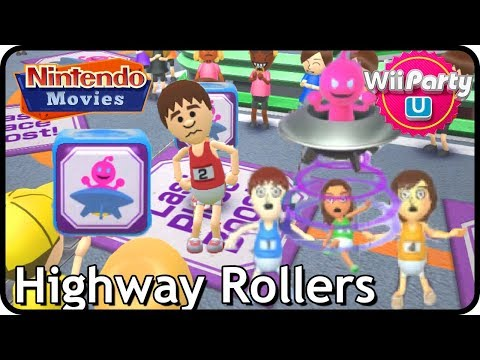 Xxx Mp4 Wii Party U Highway Rollers 2 Players Master Difficulty 3gp Sex