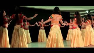 BANJARA SCHOOL OF DANCE - DANDIYA FUSION (BEGINNERS ) - (JASHN-E-BANJARA)
