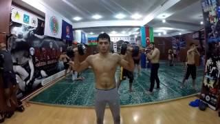 Ruslan Fight Club / Mannequin Challenge