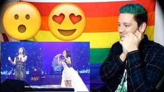 Regine Velasquez & Jona - I Believe I Can Fly (Queen of the Night Concert!)  | Reaction