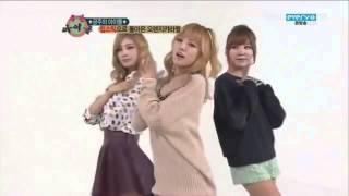 Orange Caramel - All Random Play Dance [2011; 2012 & 2014]