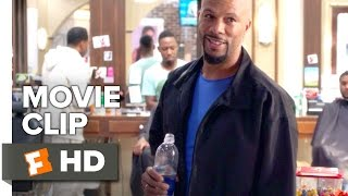 Barbershop: The Next Cut Movie CLIP - Black Amex (2016) - Nicki Minaj, Common Comedy HD