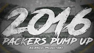 Green Bay Packers 2016 Pump-Up