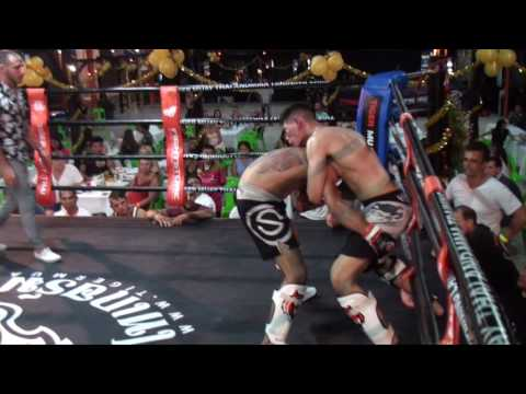 BBQ Beatdown 100 MMA Fight Thanalath vs Panu