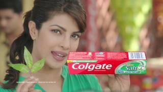 Priyanka Chopra Recommends Colgate Active Salt Neem (Hindi)