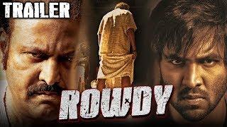 Rowdy (2019) Official Hindi Dubbed Trailer | Vishnu Manchu, Mohan Babu, Shanvi Srivastav