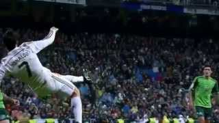Cristiano Ronaldo Amazing Bicycle Kick vs Celta Vigo 06 12 2014