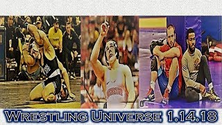 Nick Lee is free; Nathan Tomasello is back; Kyle Snyder and Jordan Burroughs- Wrestling Universe