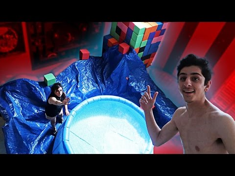 Xxx Mp4 INDOOR SWIMMING POOL MOM FREAKS OUT FaZe Rug 3gp Sex