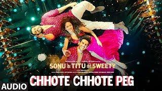 Chhote Chhote Peg (Full Audio)   Yo Yo Honey Singh   Neha Kakkar  Navraj Hans Sonu Ke Titu Ki Sweety