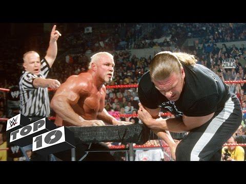 Incredible Superstar Tests of Strength WWE Top 10