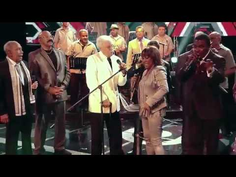 Fania All Stars ft Oscar D'Leon, Milly Quezada, El Canario and others - Quitate Tu (Yo Soy La Salsa) Video Clip