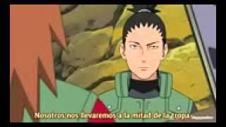 Naruto Shippuden 268 Sub español 2_2 - YouTube