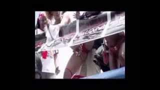 Rihanna Goes Wild At Barbados Carnival - Kadooment Day / Crop Over