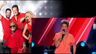 ▶ Tessanne Chin   TRY   The Voice USA 2013 Auditions   YouTube
