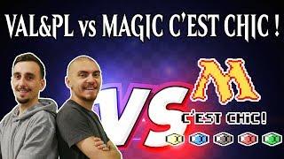 DIRECT CHALLENGE MTGA ! ON AFFRONTE MAGIC C' EST CHIC + LELAND !