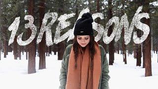 13 Reasons Why I Love You...