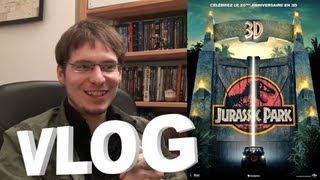 Vlog - Jurassic Park 3D