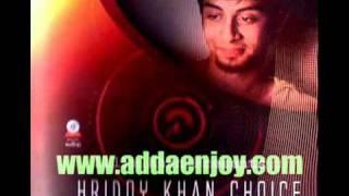 Hridoy Khan - Hat Bariye Daw (www.addaenjoy.com)