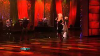 Nicki Minaj performs Moment 4 Life [Live on The Ellen Show] W/ Lyrics