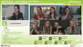 Scanlan Songs - Episodes 1&2 - Critical Role