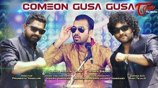 COMEON GUSA GUSA | Telugu Hip Hop Music Video | Sunny Austin, Ram, Chinna Swamy