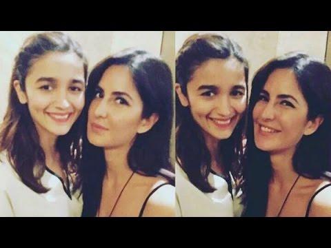 Xxx Mp4 Katrina Kaif And Alia Bhatt Cute Bonding At Udta Punjab Screening 3gp Sex